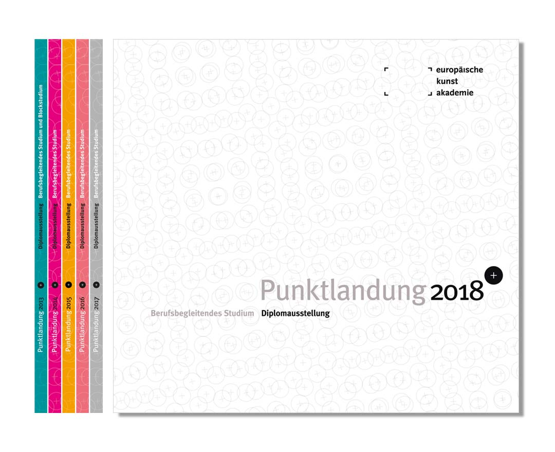 Cover Katalog Punktlandung 2013-18