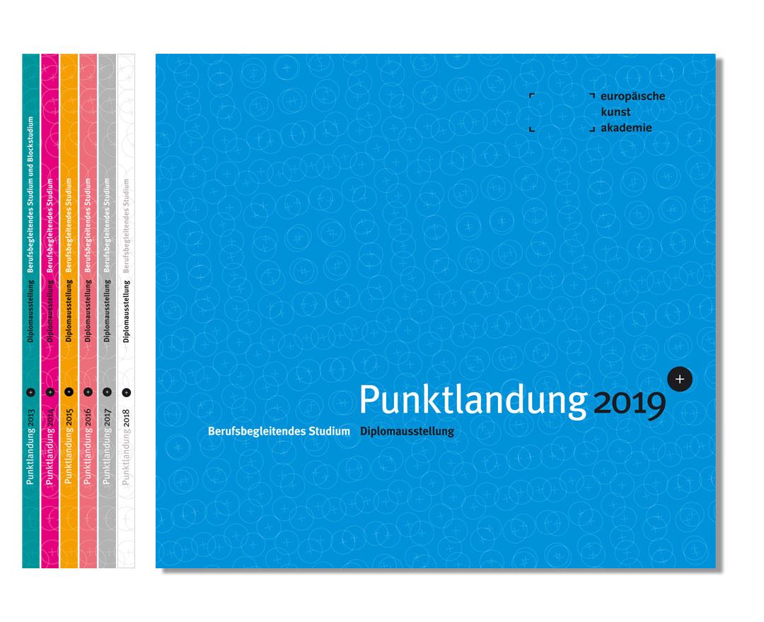 Cover Katalog Punktlandung 2013-19